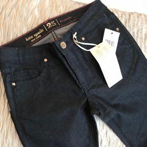 NEW Tory Burch Dark Jeans w/tags